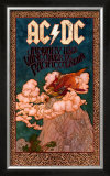 AC/DC at the Pacific Coliseum, 1991 Posters por Bob Masse