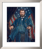 Ulysses S. Grant Prints by William Meijer