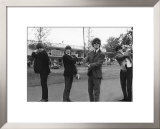 Beatles Golfing Posters