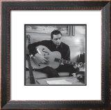 Johnny Cash: Man in Black Print