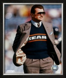 Mike Ditka - Coach Framed Photographic Print