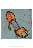 Diva Shoe II Posters by Deann Hebert