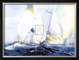 Spinnakers Prints by Dan Jacobson