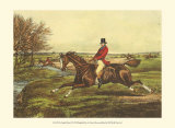 The English Hunt II Posters by Henry Thomas Alken