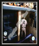 Derek Jeter Final Game at Yankee Stadium 2008 Framed Photographic Print
