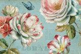 Romance de primavera III Láminas por Lisa Audit