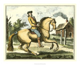 Equestrian Training I Giclee Print by Denis Diderot