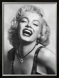 Marilyn Prints by Tom Croft