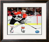 Chris Pronger 2009-10 Framed Photographic Print