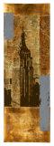 Urban Landmarks II Giclee Print by Ethan Harper