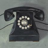 Classic Telephone Poster von Avery Tillmon