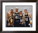 Spurs 4 Framed Photographic Print