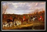 East Suffolk Hounds Prints by John Frederick Herring I