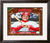 Johnny Bench Framed Photographic Print