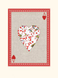 My Playful Heart Prints by Angie Crowe