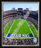 Qualcomm Stadium 2009 Framed Photographic Print