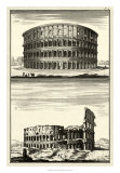 The Colosseum Planscher av Denis Diderot