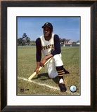 Roberto Clemente - ©Photofile Framed Photographic Print