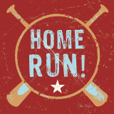 Home Run Print by Peter Horjus