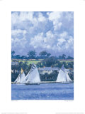 Sailing, Falmouth I Prints by Robert Jones