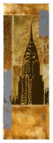 Urban Landmarks I Giclee Print by Ethan Harper