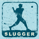 Slugger Posters by Peter Horjus