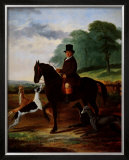 Huntsman with his Greyhounds Prints by William Henry Knight