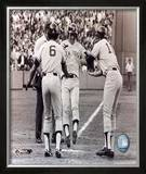 Bucky Dent - 1978 Playoff Home Run, Framed Photographic Print