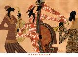 All That Jazz - Lo spettacolo continua Stampe di Stuart McClean