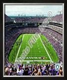 M&T Bank Stadium 2009 Framed Photographic Print