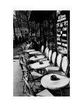 Parisian Café Prints by Joseph Squillante