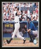 Derek Jeter - 2005 1st Career Grand Slam Framed Photographic Print