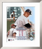 Carl Yastrzemski - Legendsof the Game Composite - ©Photofile Framed Photographic Print