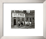 Miniature Golf at Tailor&#39;s Shop, 1930 Framed Photographic Print
