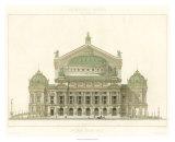 Paris Opera House II Giclee Print
