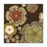 Neutral Sari I Giclee Print by Erica J. Vess