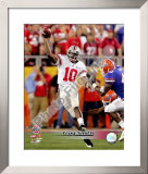 Troy Smith Framed Photographic Print