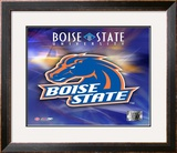 Boise State University Framed Photographic Print