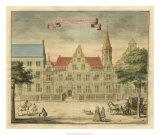 Scenes of the Hague II Giclée-Druck von G. Van Der Giessen