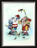 Comparing Battle Scars Framed Giclee Print by Gary Patterson