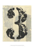 Vintage Numbers III Prints by Ethan Harper