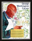 Great Black Americans - George Washington Carver Prints
