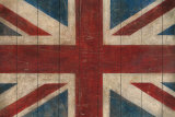 Union Jack Affiche par Avery Tillmon