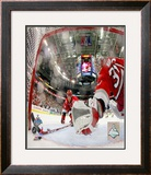 Cam Ward 2006 Stanley Cup Finals Framed Photographic Print