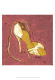 Sassy Shoe II Prints by Deann Hebert