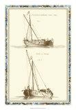 Ship Schematics III Giclee Print