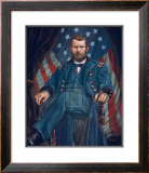 Ulysses S. Grant Posters by William Meijer