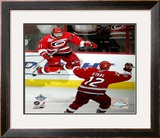Justin Williams 2006 Stanley Cup Framed Photographic Print