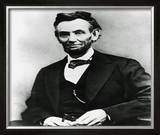 Abraham Lincoln Framed Photographic Print
