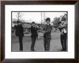 Beatles Golfing Prints